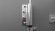 Quality hardware is used in Hiny Hiders partitions.