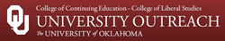 OU Outreach online courses