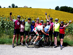 group cycling tours, italy bike tours