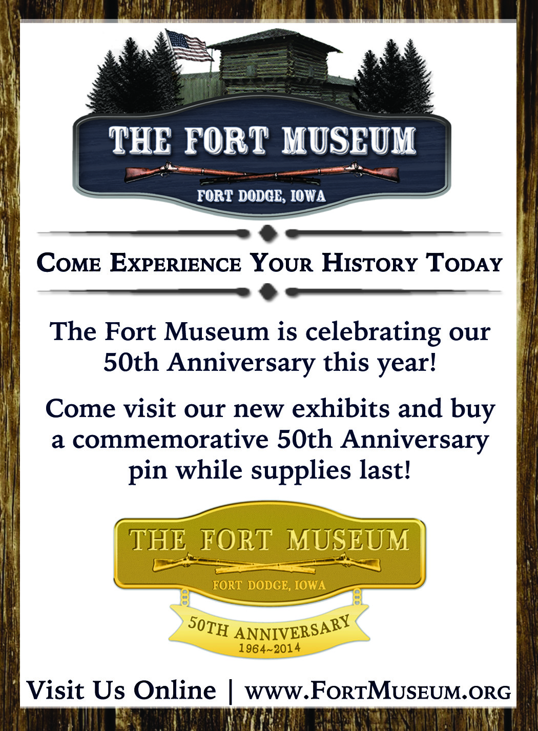 fort museum in fort dodge ia celebrates 50th anniversary. Cars Review. Best American Auto & Cars Review