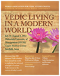 Vedic Living in a Modern World: International Conference at Maharishi University