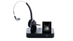 Jabra PRO 9470 Headset with Base