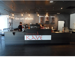 Kave Coffee Bar Barberton Ohio