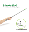 IPEVO Releases the Extension Wand for IS-01 Interactive Whiteboard...