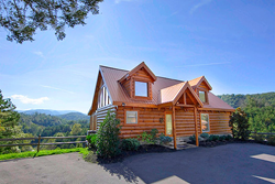 Southern Comfort cabin in Pigeon Forge