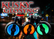 New Kusky Headphones Glow and Dance to the Beat