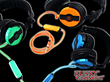 Ks Trend Kusky Light Up Headphones