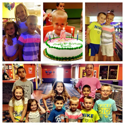 Birthday, Kids, Party