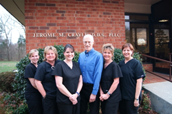 Graham Dentist Dr. Jerome Crayle