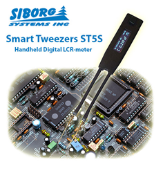 Smart Tweezers ST-5S and LCR-Reader