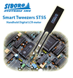 Smart Tweezers LCR-meters including LCR-Reader Available on...