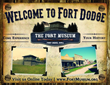 Fort Museum Post Card Experience Your History