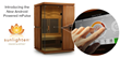 Sunlighten Introduces the Android-Powered Full Spectrum Infrared Sauna
