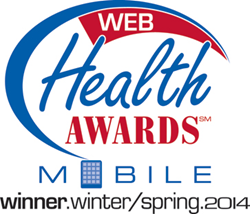 Web Health Awards | MOBILE Spring 2014