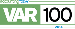 Ignify ranked #19 on Accounting Today's 2014 VAR 100 List.