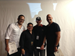 Joe Nieves, Henry Priest (Festival Co-Founder), Greg Ptacek (Festival Co-Founder) and Joe Basile