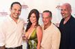 WEST END Cast: Joe Nieves, Melissa Archer, Peter Onorati and Joe Basile.