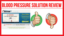 Blood Pressure Solution Review