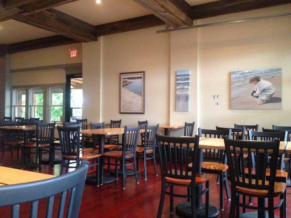 Restaurant furniture canada helps wolfe island grill