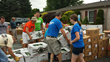 Local Travel Companies and American Metal Roofs Help Feed 190 Families...