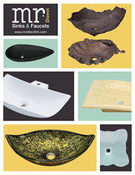 A Collection of Irregular Sinks