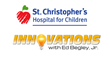 Innovations with Ed Begley, Jr. to Feature St. Christopher's Hospital for Children in Upcoming Episode