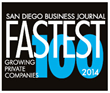 National Funding Named One of San Diego's Fastest Growing Companies...