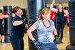 Fitness Ridge kickboxing class