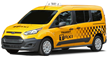 TransitWorks wheelchair taxi van