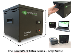 New PowerPack Ultra Series - Only 24lbs!