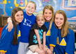 St. Jude Children's Research Hospital® Names Tri Delta Fraternity Partner of the Year