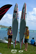 Surftech Bark Commander Sweeps Molokai2Oahu Stock Paddleboard Division