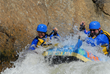 Whitewater Rafting Colorado - River Rafting Couple - The Adventure Company