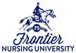Frontier Nursing University logo