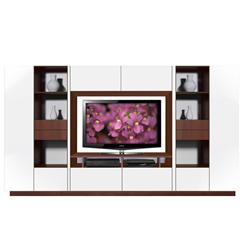 Flat Screen TV & Entertainent Wall Unit