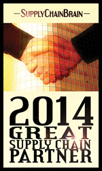 Thrive Technologies Cloud Demand Forecasting 2014 Great Supply Chain Partner