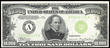 See more than $100 million of historic rare coins and paper money, including this $10,000 denomination note, at the 2014 Chicago World's Fair of Money.  (Image by American Numismatic Association.)