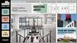The main screen for The Starrett Lehigh Building's Navigo Touchscreen Directory Systems