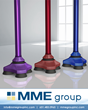 MME Group Announces Production of Three New Custom Colors for the HurryCane® Freedom Edition™