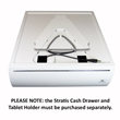 Stratis Cash Drawer Cable Management