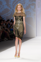 Photographed by Marco Gutierrez Tadashi Shoji Spring/Summer 2014 Collection  Mercedes Benz Fashion Week