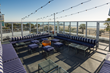 Penthouse Suite 700 Rooftop bar and lounge with 180 degree views of the Pacific