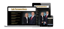 Lab Perspectives magazine is now optimized for all popular desktop, tablet and smartphone platforms.