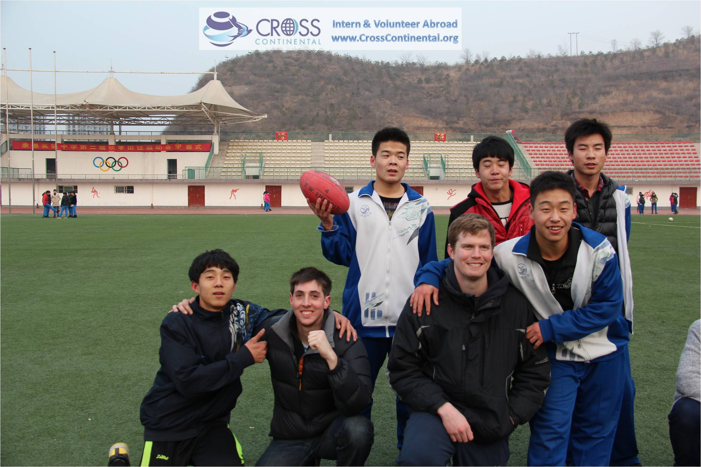 The Av Program Provides In Depth Experience Of Powerhouse That Is Modern China