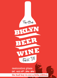 2nd Annual Tap+Cork: Brooklyn Beer & Wine Fest