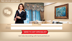 overstockArt.com to Introduce a New Complimentary Decor Assistance Service to Customers