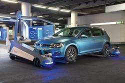 ray, parking robot, Serva Transport Systems