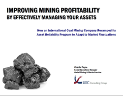 Improving Mining Profitability by Effectively Managing Your Assets
