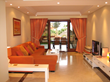 Luxury holiday apartment furnished to a high standard