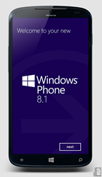 Test WindowsPhone8.1 apps with SeeTest tools
